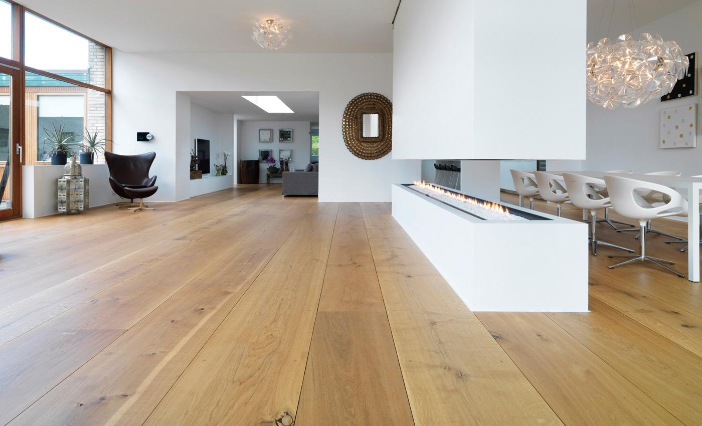 New York City Wood Floors Herringbone